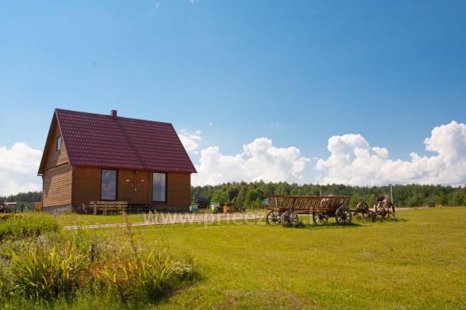 Baseinas, pirtis, sauna sodyboje Vytauto kaimas - 7