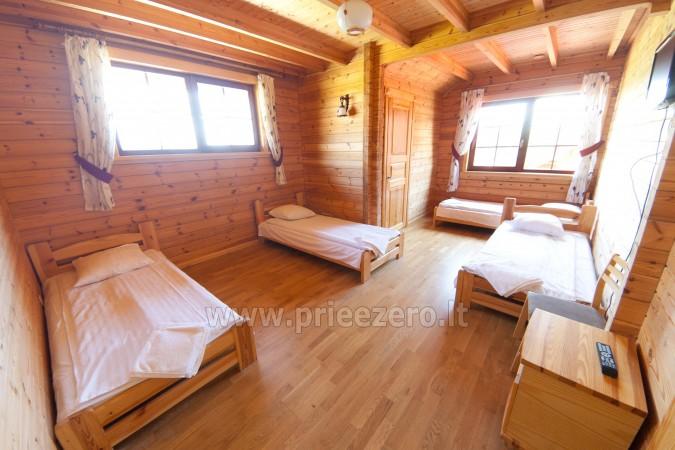 Baseinas, pirtis, sauna sodyboje Vytauto kaimas - 12
