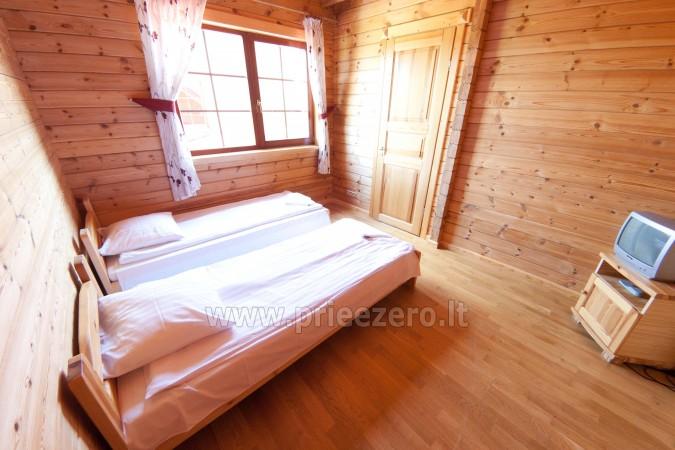Baseinas, pirtis, sauna sodyboje Vytauto kaimas - 13