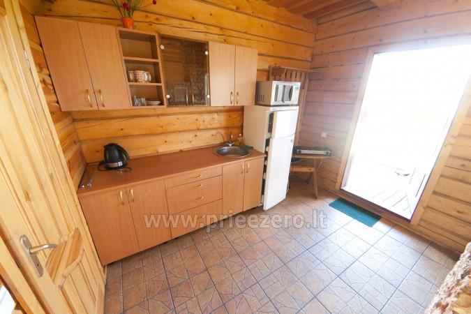 Baseinas, pirtis, sauna sodyboje Vytauto kaimas - 15