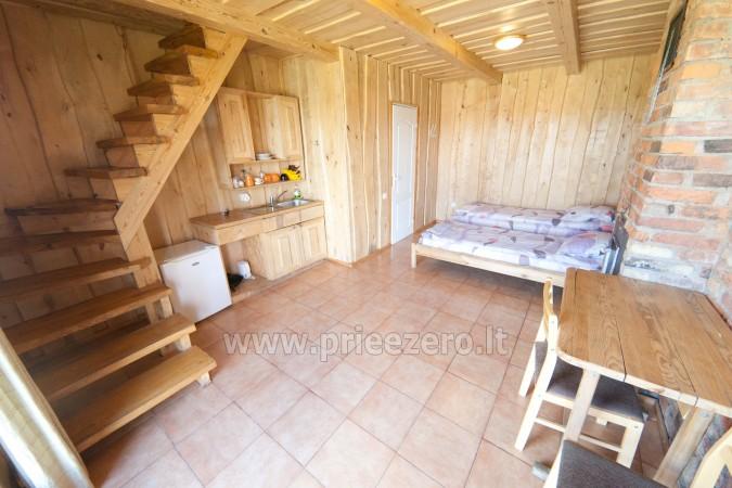Baseinas, pirtis, sauna sodyboje Vytauto kaimas - 16