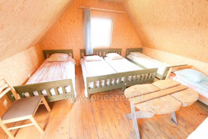 Baseinas, pirtis, sauna sodyboje Vytauto kaimas - 17