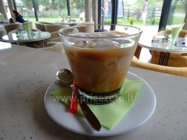 Café o lé - kavinė išskirtinėje vietoje Jūsų šventėms: vestuvėms, gimtadieniui, seminarui... - 6