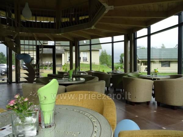 Café o lé - kavinė išskirtinėje vietoje Jūsų šventėms: vestuvėms, gimtadieniui, seminarui... - 9