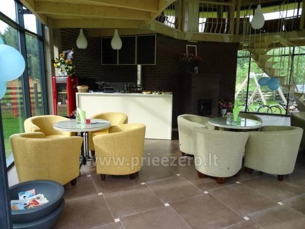 Café o lé - kavinė išskirtinėje vietoje Jūsų šventėms: vestuvėms, gimtadieniui, seminarui... - 12