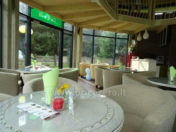 Café o lé - kavinė išskirtinėje vietoje Jūsų šventėms: vestuvėms, gimtadieniui, seminarui... - 13