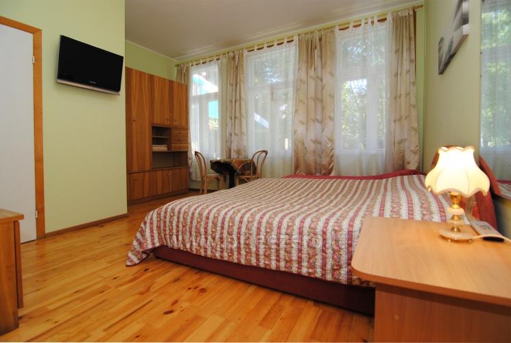 Konferencijų salė, kavinė svečių namuose Parko vila Druskininkų centre - 10