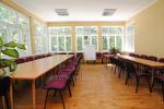 """Konferencijų salė, kavinė svečių namuose """"Parko vila"""" Druskininkų centre"""