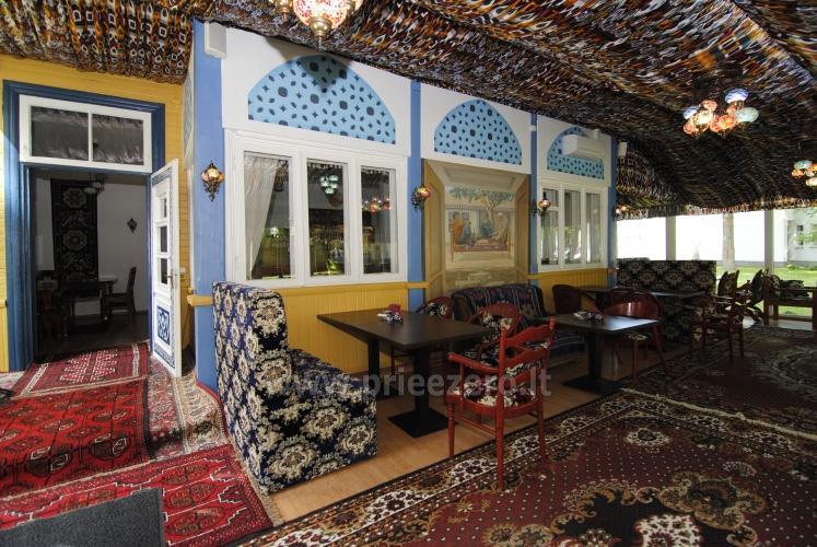 Konferencijų salė, kavinė svečių namuose Parko vila Druskininkų centre - 3