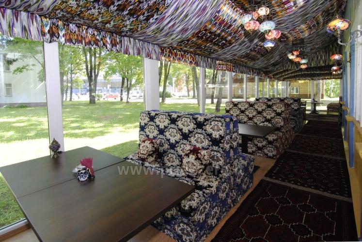 Konferencijų salė, kavinė svečių namuose Parko vila Druskininkų centre - 5