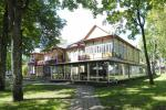Konferencijų salė, kavinė svečių namuose Parko vila Druskininkų centre - 7