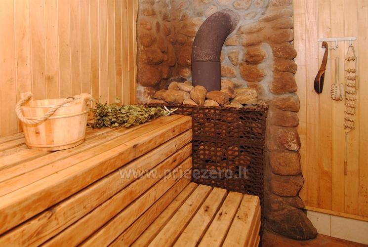 Pokylių salė kaimo turizmo sodyboje Poilsis prie Veisiejo'' - 10