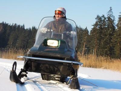 Sniego motociklo nuoma - 1
