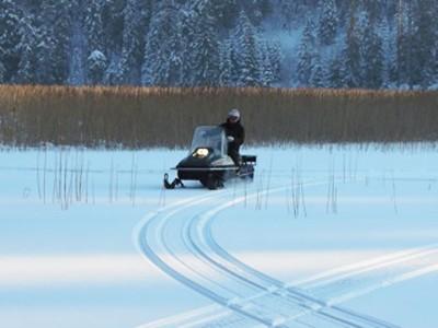Sniego motociklo nuoma - 2