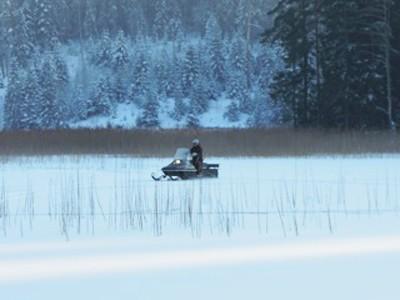 Sniego motociklo nuoma - 3
