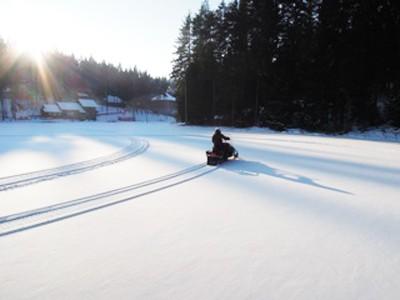 Sniego motociklo nuoma - 4