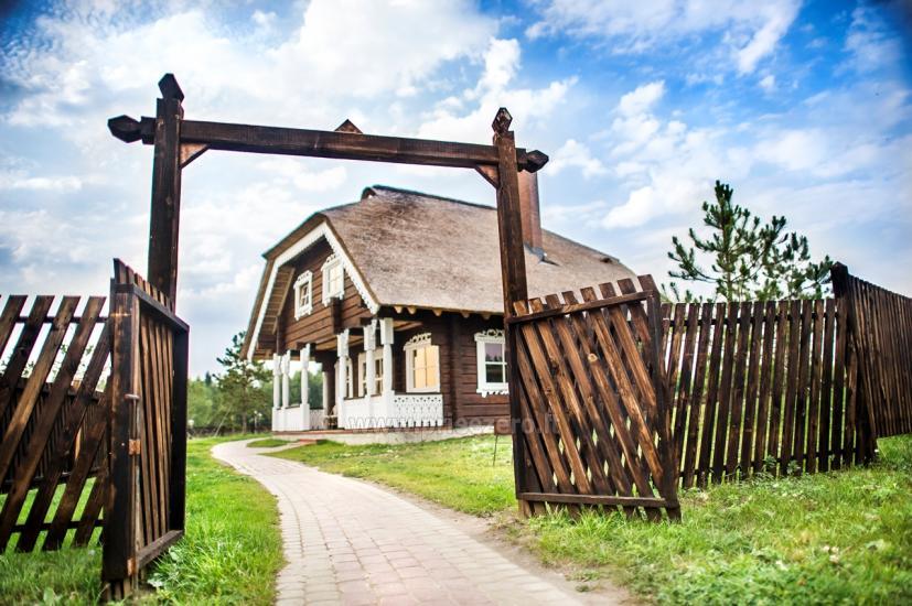 Pirtis ir salė Klaipėdos rajone sodyboje Gribžė - 1