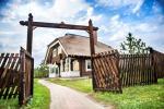 Pirtis ir salė Klaipėdos rajone sodyboje Gribžė