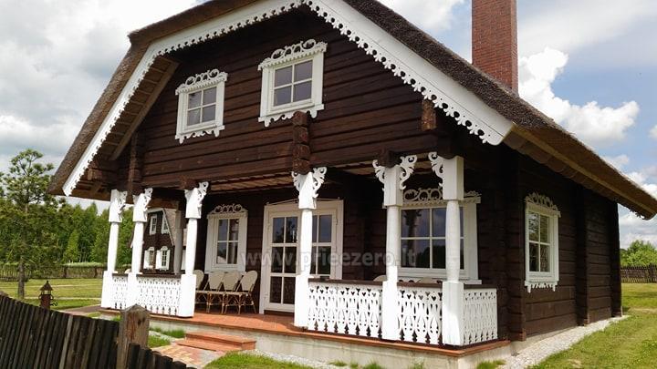 Pirtis ir salė Klaipėdos rajone sodyboje Gribžė - 2
