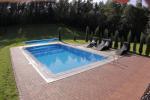 Pirtis ir baseinas sodyboje prie Vilniaus TARP PUŠŲ - 4