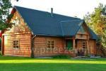 Banketų salė ir pirtis Žilėnų sodyboje prie ežero Molėtų rajone