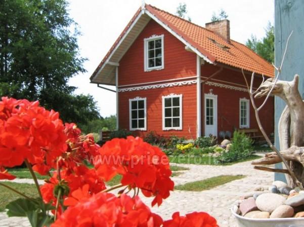 Romantiškas savaitgalis pajūryje sodyboje - svečių namuose PROVINCIJA - 11