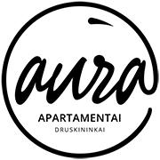 """""""Aura"""" apartamentai Druskininkuose priešais Druskonio ežerą"""