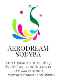 """""""Aerodream"""" sodyba įmonių renginiams, konferencijoms, šventėms, vestuvėms ir ramiam poilsiui"""
