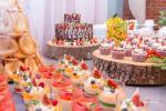 Banketų salė vestuvėms, krikštynoms, gimtadieniui ir kitoms šventėms - 22