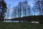 Stovyklavietė ant Žeimenio ežero kranto - 5