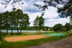 Už 200 metrtų ežeras, valčių nuoma, vaikų žaidimų, krepšinio, tinklinio aikštelės - 4