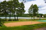 Už 200 metrtų ežeras, valčių nuoma, vaikų žaidimų, krepšinio, tinklinio aikštelės - 5