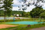 Už 200 metrtų ežeras, valčių nuoma, vaikų žaidimų, krepšinio, tinklinio aikštelės - 6