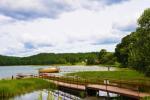 Už 200 metrtų ežeras, valčių nuoma, vaikų žaidimų, krepšinio, tinklinio aikštelės - 9