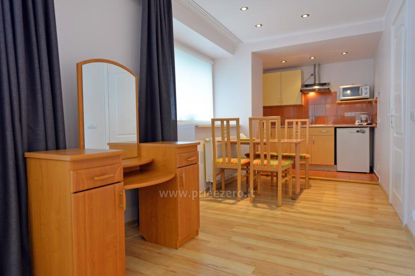 Однокомнатные апартаменты с отдельным входом - 5