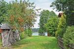 Sodybos aplinka: teritorija, ežeras, lieptas, tinklinio aikštelė, stalo tenisas - 2
