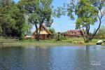 Pirtelė ant ežero kranto - 1