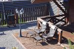 VIP namas su atskira terasa ir grill zona 4 asmenims - 3