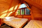 13 vietų namas: svetainė-valgomasis, virtuvė, 5 miegamieji, terasa, balkonai, WC - 21