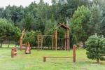 Vaikų žaidimų aikštelė, supynės - 4