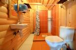 No. 1 Two-room holiday cottage for 4-5 persons with private amenities, kitchenette, pergola - 6