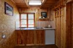 Nr.2 Dviejų kambarių penkiavietis namelis su virtuvėle, pavėsine - 14