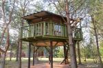 Inkiliukas – Dvivietis namelis medžiuose - 5