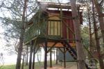 Inkiliukas – Dvivietis namelis medžiuose - 9
