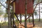 Inkiliukas – Dvivietis namelis medžiuose - 10
