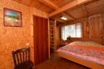 Nr.3 Dviejų kambarių penkiavietis namelis su virtuvėle, pavėsine - 5