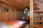 No. 3 Two-room holiday cottage for up to 5 persons with private amenities, kitchenette, pergola - 9