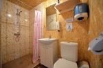 Nr.3 Dviejų kambarių penkiavietis namelis su virtuvėle, pavėsine - 14
