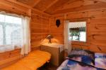 No. 8 double holiday cottage with private amenities in  a separate service house - 9