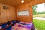 Nr. 9 Dvivietis vasarinis (arčiau gamtos) namelis su bendrais patogumais - 2